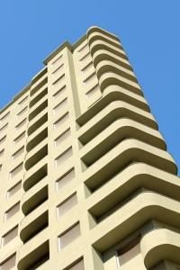 Condo building in Florida